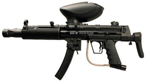 BT BT-4 Delta Elite Paintball Gun - Black