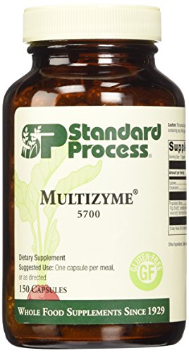 Standard Process Multizyme 150 Capsules