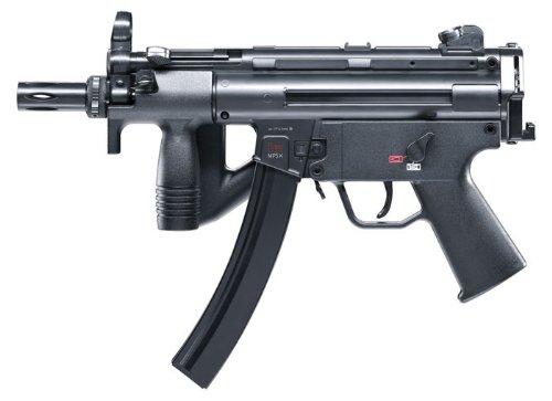 Umarex Heckler & Koch MP5 2252330 BB 40 Rounds 400fps Air Rifle, 0.177 Caliber, Black
