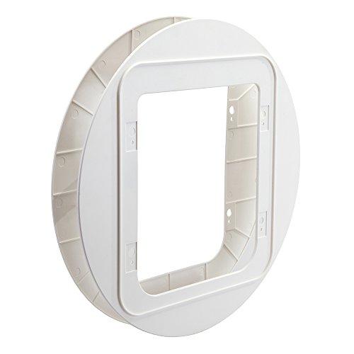 Sureflap Pet Door Mounting Adapter, 38 cm, White