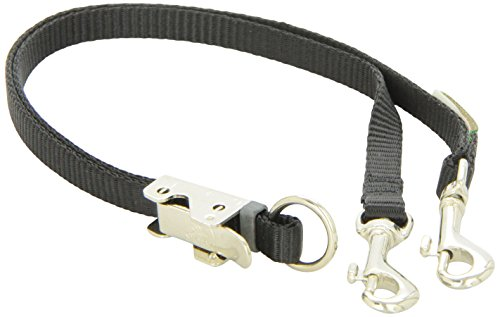 Sporn Products XS-S Double Dog Coupler, Black