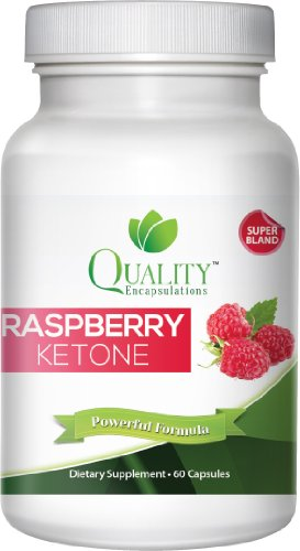 Raspberry Ketone, SUPER BLEND, Powerful Weight Loss Appetite Suppressant Supplement, 60 Capsules
