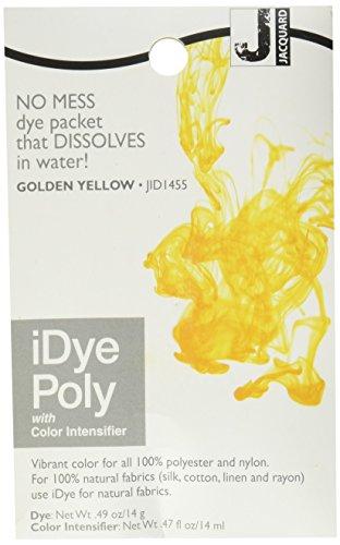 Jacquard iDye Fabric Dye 14 Grams-Bright Yellow