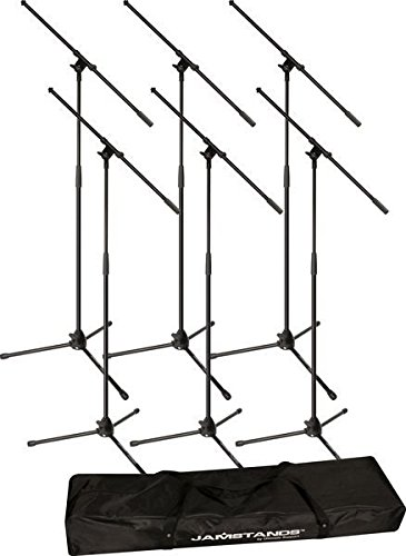 Ultimate Support JSMCFB6PK Microphone Stand