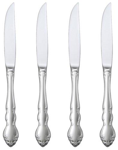 Oneida Dover Steak Knife Set, Set of 4