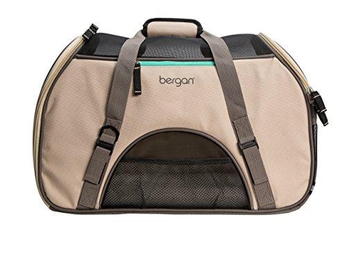 Bergan Comfort Carrier, Taupe, Large