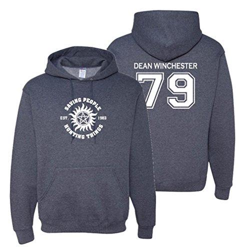 Supernatural Dean Winchester Hoodie