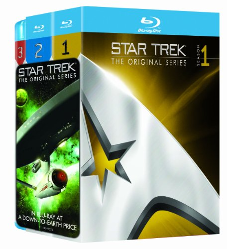 Star Trek: The Complete Original Series (Seasons 1-3) [Blu-ray]