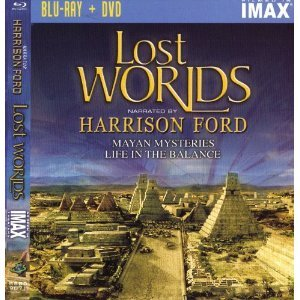 Lost Worlds : Mayan Mysteries , Beneath New York , Expedition Venezuela , Kelp Forests Of the Pacific : DVD & Blu-Ray - 2 Disc Set