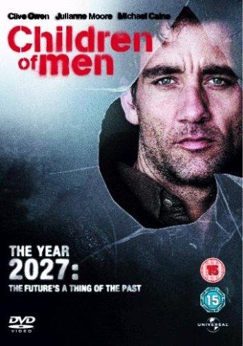 Children of Men [DVD] [2007]