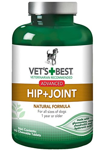Veterinarian's Best Advanced Hip and Joint, 90 Count