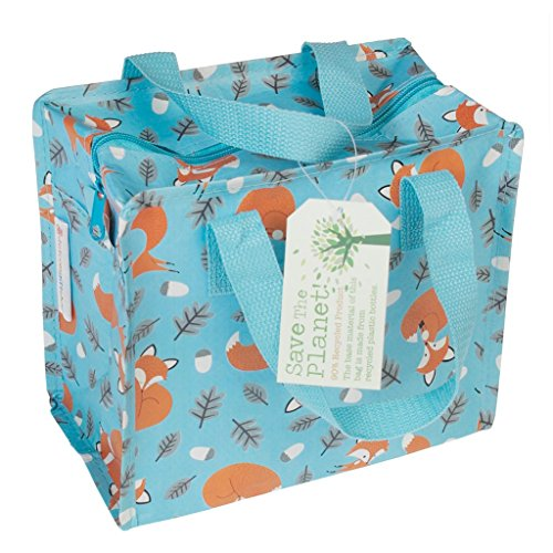 dotcomgiftshop Recycled Rusty The Fox Charlotte Bag
