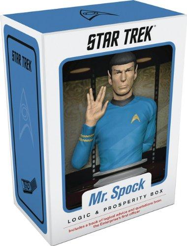 Mr. Spock: Logic & Prosperity Box (Star Trek)