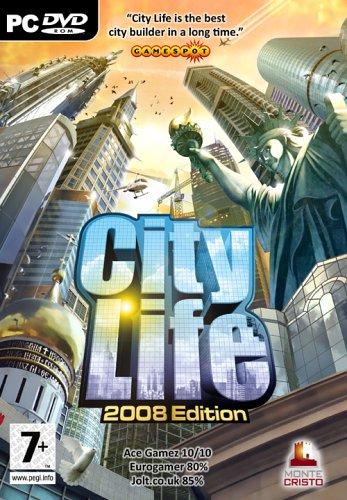 City Life 2008 (PC DVD)