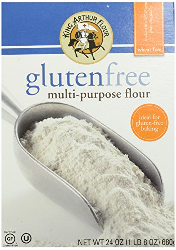 King Arthur Gluten Free Multi Purpose Flour, 24 Ounce