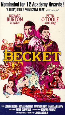 Becket  (Letterboxed Edition) [VHS]