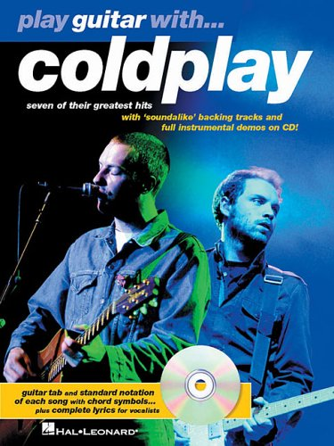 Play Guitar with Coldplay (Guitar Jams Series)