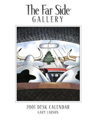 Far Side Gallery 2001 Calendar