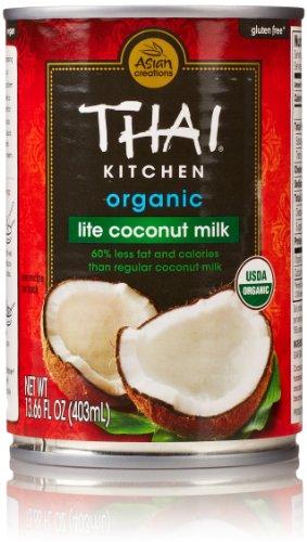 Thai Kitchen Pure Coconut Milk Lite, 13.66 Fl Oz