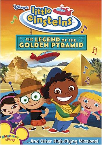 Little Einsteins: The Legend of the Golden Pyramid