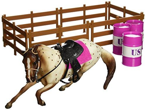Breyer Barrel Racing Toy