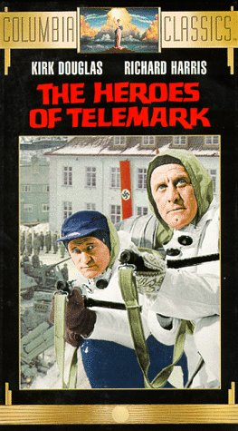 Heroes of Telemark, The (1965) [VHS]