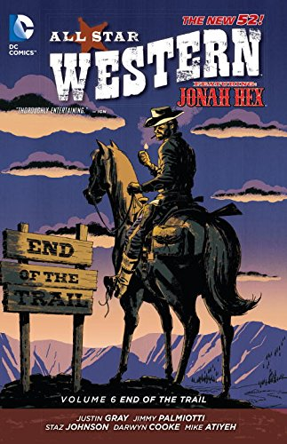 All Star Western Volume 6 TP (The New 52)