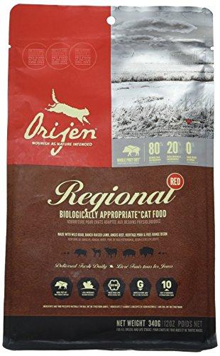 Orijen Regional Red Biologically Appropriate Cat Food 12 oz