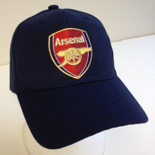 World Cup England Arsenal Football Futbol Club Soccer Blue Ball Cap Hat Ballcap