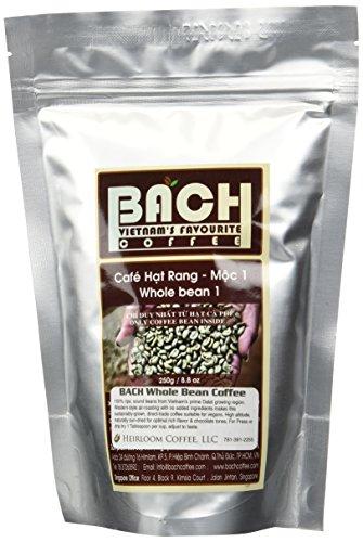 Bach Vietnamese Coffee, Whole Bean (Robusta)