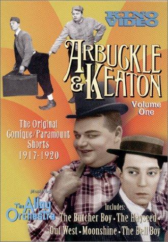 Arbuckle & Keaton - Vol. 1