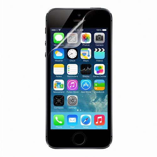 Micra Digital 4-Pack Anti-Glare Screen Protector for iPhone 5 / 5S / 5c