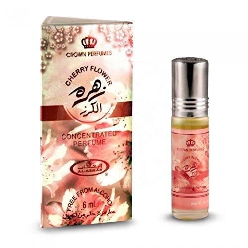Cherry Flower Perfume Oil - 6ml by Al Rehab