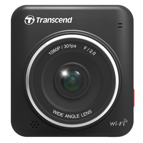 Transcend 16 GB DrivePro 200 Car Video Recorder with Built-In Wi-Fi