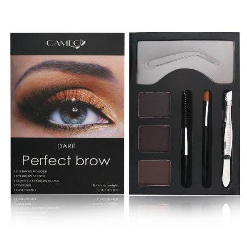 Cameo Perfect Brow Makeup Dark Brown