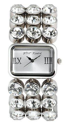 Betsey Johnson Women's BJ4074 Jewel Bracelet Watch