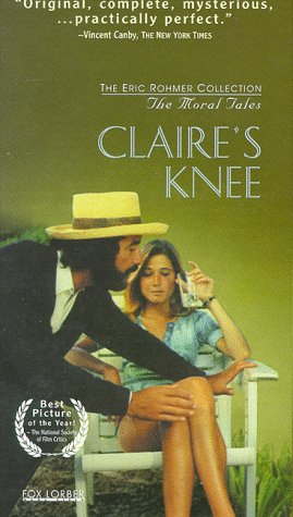 Claire's Knee [VHS]