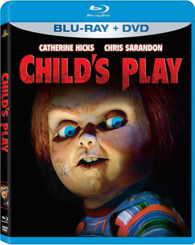 Child's Play [Blu-ray] [1988] [US Import]