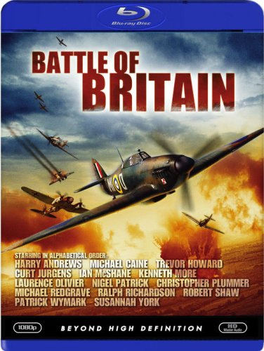 The Battle of Britain [Blu-ray] [1969] [US Import] [Region A]