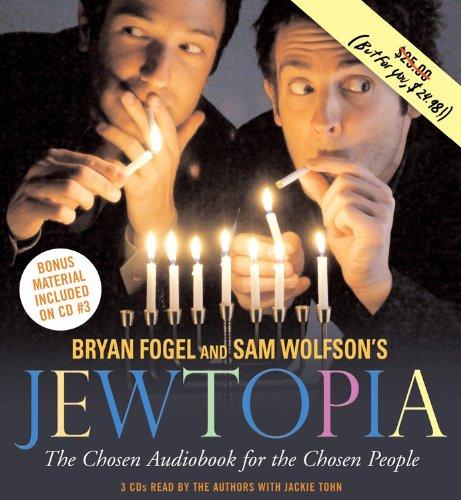 Jewtopia: The Chosen Book for the Chosen People