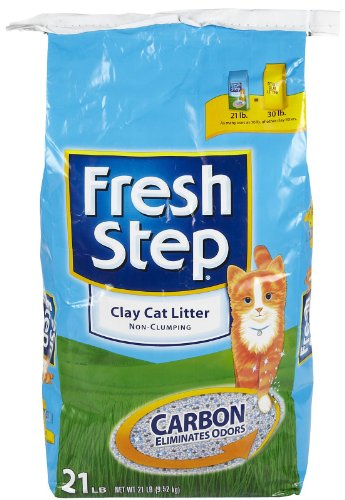 Fresh Step Cat Litter, Extreme, 21-Pound Package