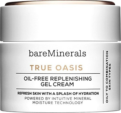 bareMinerals True Oasis Oil-Free Replenishing Gel Cream, 1.7 Ounce