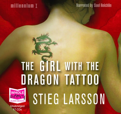 The Girl with the Dragon Tattoo (unabridged audio book)