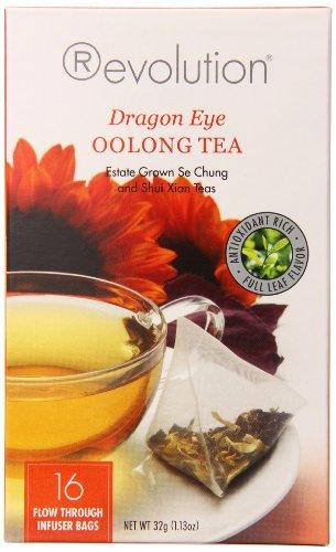 Revolution Tea, Dragon Eye Oolong, 1.13 Ounce