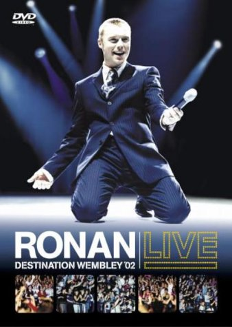Ronan Keating: Live - Destination Wembley 02 [DVD]