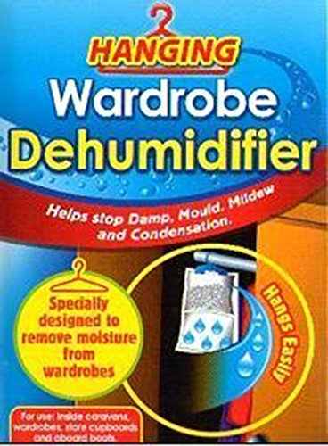 Hanging Wardrobe Dehumidifier By 151 - Helps Stop Damp
