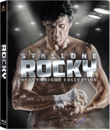 Rocky: Heavyweight Collection (Rocky / Rocky II / Rocky III / Rocky IV / Rocky V / Rocky Balboa) [Blu-ray]