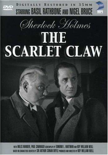Sherlock Holmes - The Scarlet Claw