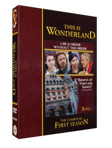 This Is Wonderland: The Complete First Season [Import]
