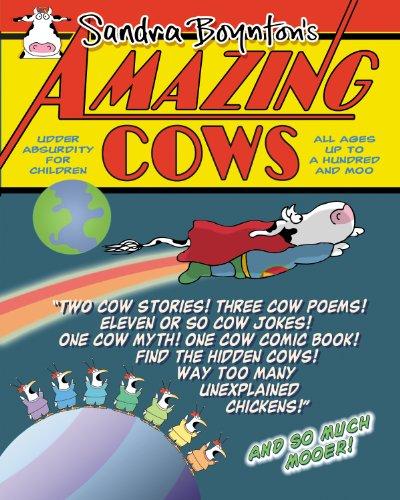 Amazing Cows: Udder Absurdity for Children